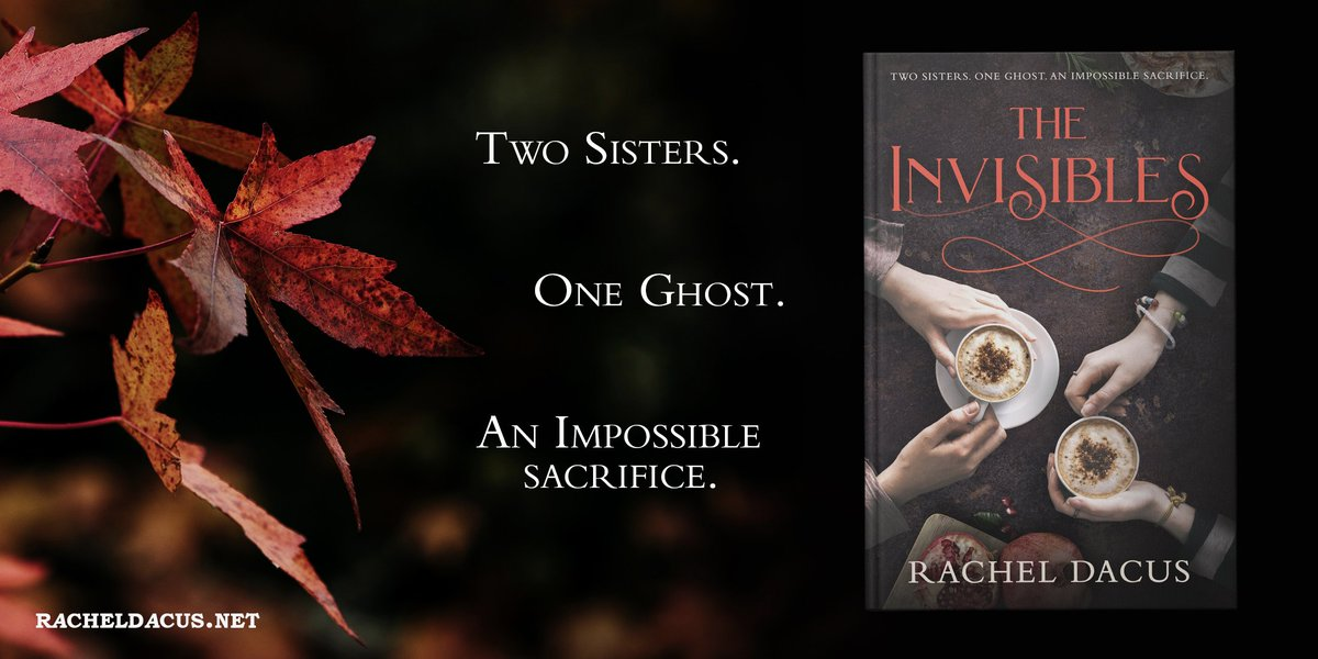 A heartwarming #ghoststory, THE INVISIBLES brings together two feuding half-sisters and the ghost of the poet Shelley in a rundown cottage on the Italian coast. #reading #fantasy.