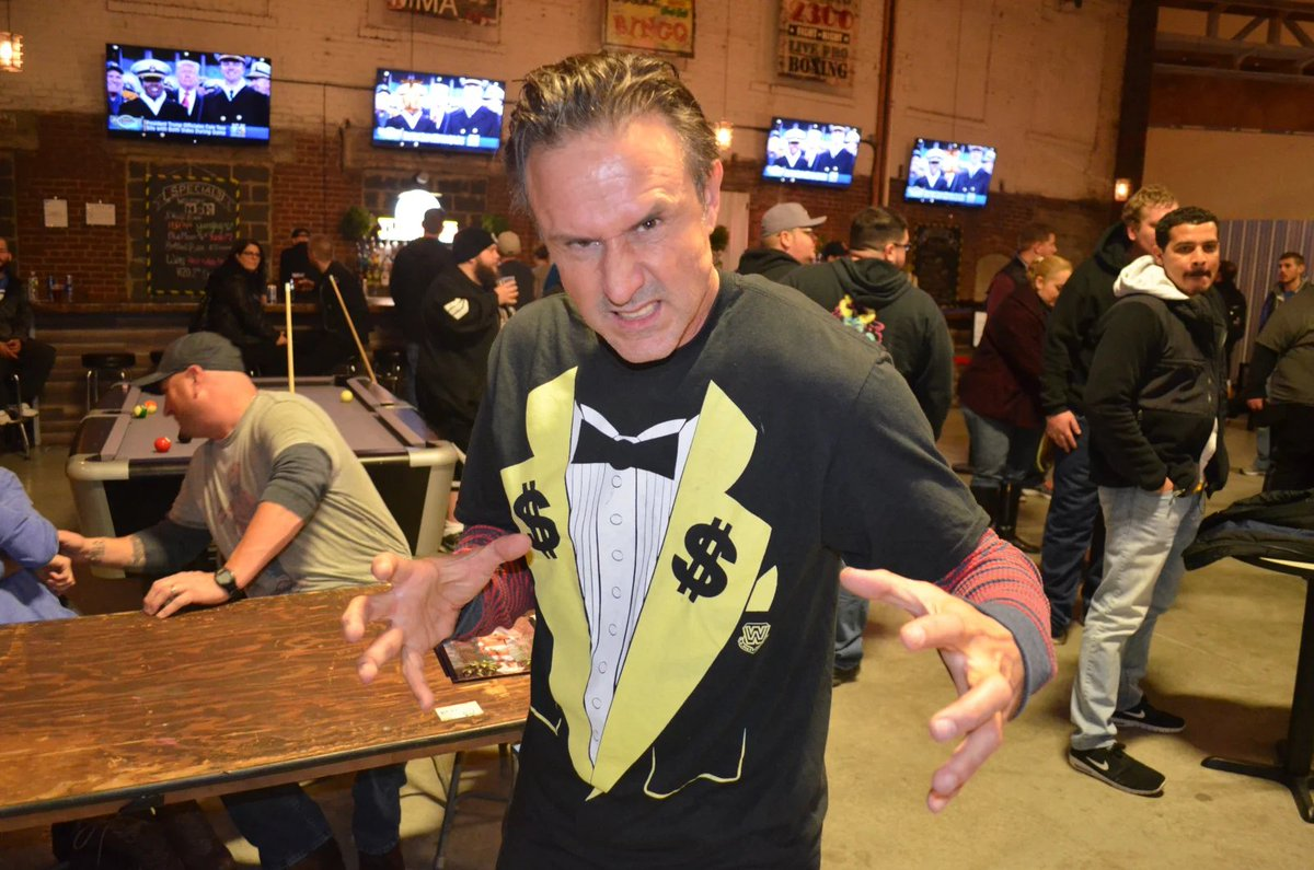 David Arquette has unfinished business in the wrestling ring: deadsp.in/iPrsI2g