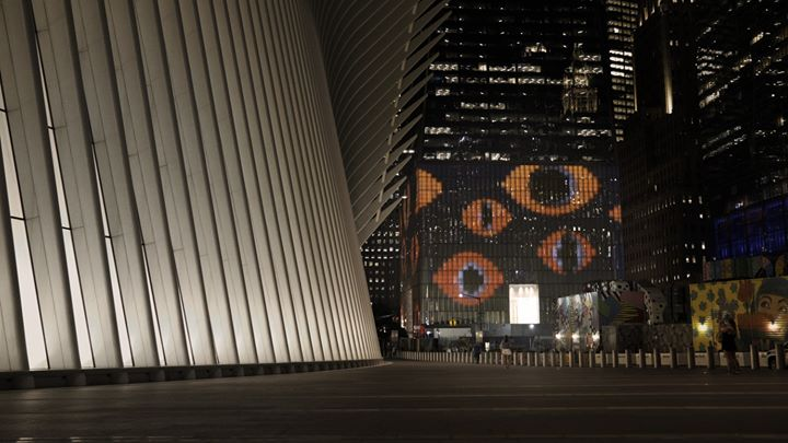 Happy Halloween! Dont forget to check out the #OneWTC podium Halloween animations tonight!
