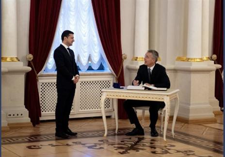 Настав час вибороти План дій щодо членства в НАТО і виконати його, - Порошенко - Цензор.НЕТ 5772