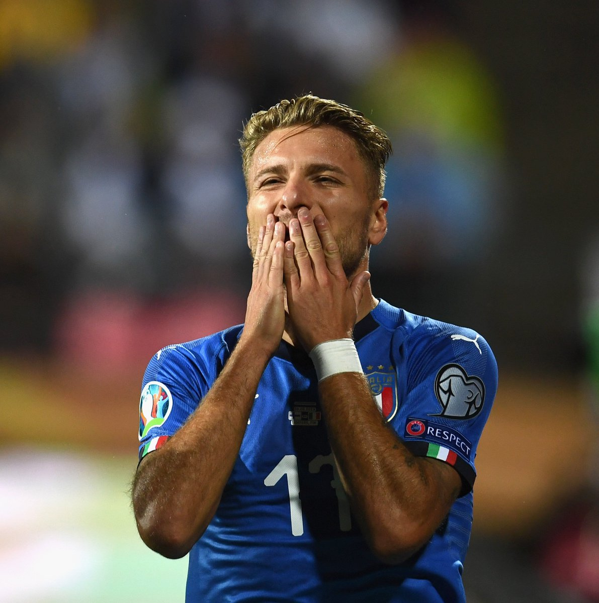 🇮🇹 Ciro Immobile 🇮🇹 For @OfficialSSLazio: 👕 146 games ⚽️ 99 goals 🅰️ 29 assists Italys first-choice striker at #EURO2020?