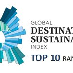 Image for the Tweet beginning: 2019 Global Destination Sustainability Index