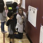 Image for the Tweet beginning: Mary Bryan's first STEM Night