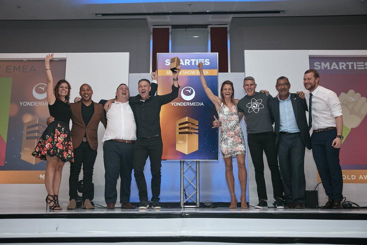 2019 @MMAglobal SA Smarties winners announced | https://bizcom.to/1/48aw via @Biz_Marketing #mma2019 #SMARTIESAwards pic.twitter.com/6uLb2EDcXf