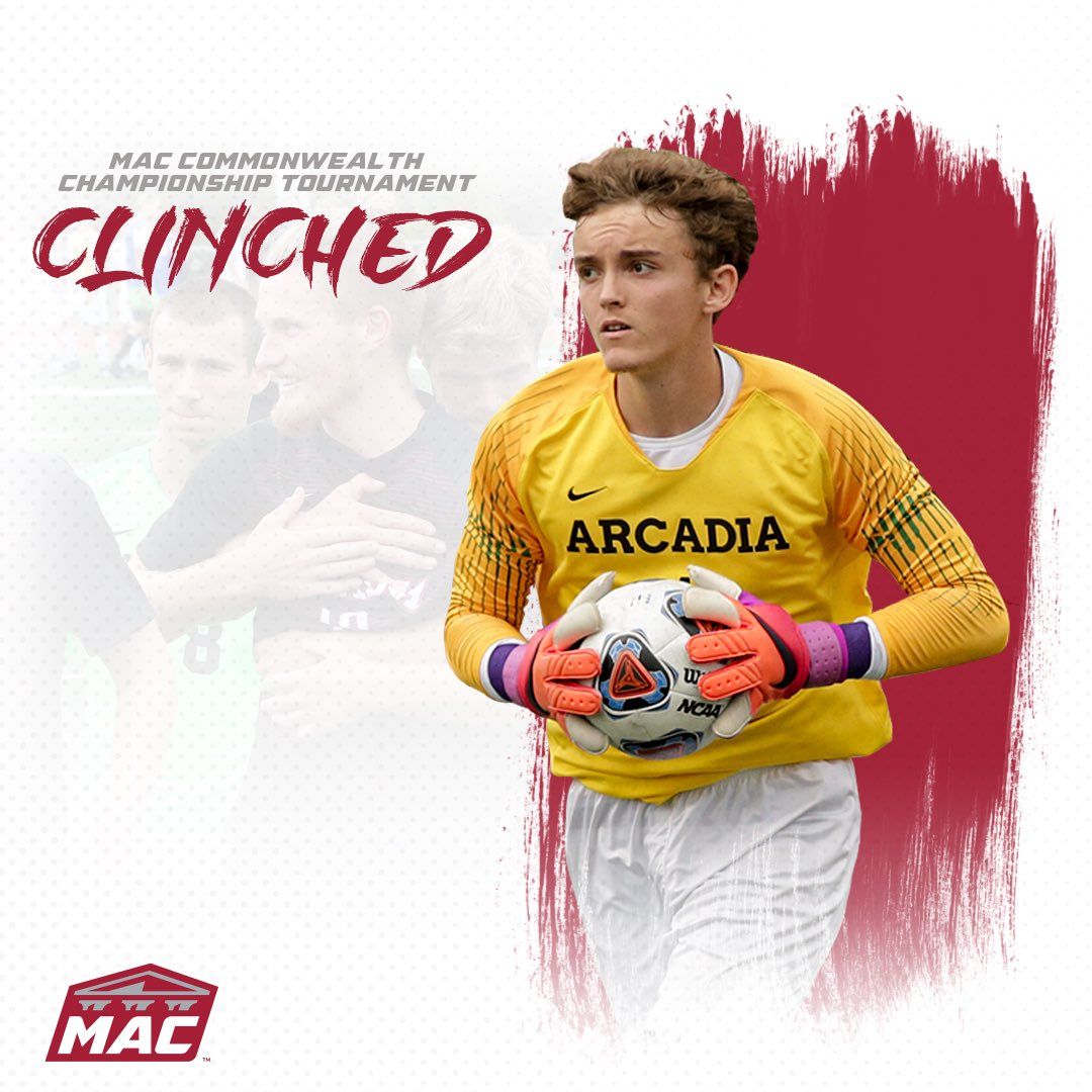 We're all in! @arcadia_fh, @arcadia_msoc, @arcadia_wsoc and @arcadia_wvb have all clinched @gomacsports postseason berths in the same season for the first time in school history. #GoKnights https://t.co/Erku1rAOj1