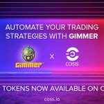 Image for the Tweet beginning: COSS welcomes the @GimmerBot community