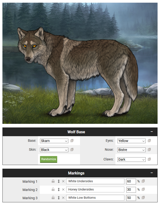 The Registration Customiser Demo for #Wolvden is available!  Play around with the options for your first Lead Wolf and share the results with us - we can't wait to see what you'll create 😍https://www.wolvden.com/register-demo.php…
