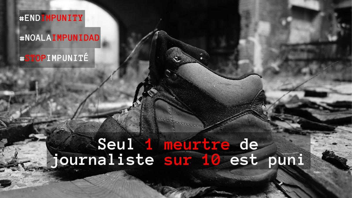 @NUSOJofficial @NUJofficial @ifjasiapacific @UNESCO @EFJEUROPE @Reuters @AP @Stommedia @withMEAA @pressgazette La FIJ lance une campagne de trois semaines contre limpunité avec comme pays cibles #Ukraine 🇺🇦, #Philippines 🇵🇭#Pérou 🇵🇪#Somalie 🇸🇴#Palestine 🇵🇸 Rejoignez la campagne! ✊🏽#stopimpunité #IDEI #EndImpunity 👉🏽bit.ly/36hLPO5