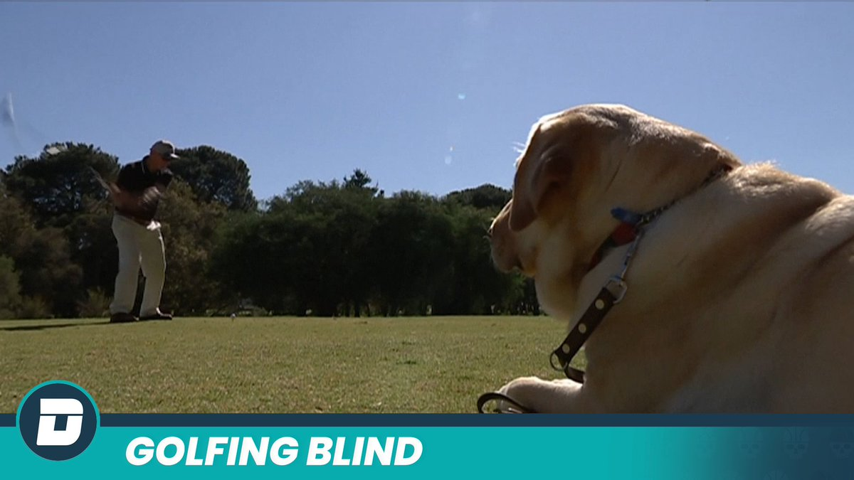With trust between collaborators, anything is possible, even golfing blind: deadsp.in/J2S8YLv