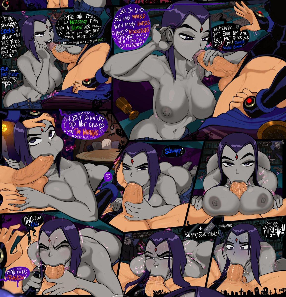 Nearphotison night with raven porn comics galleries