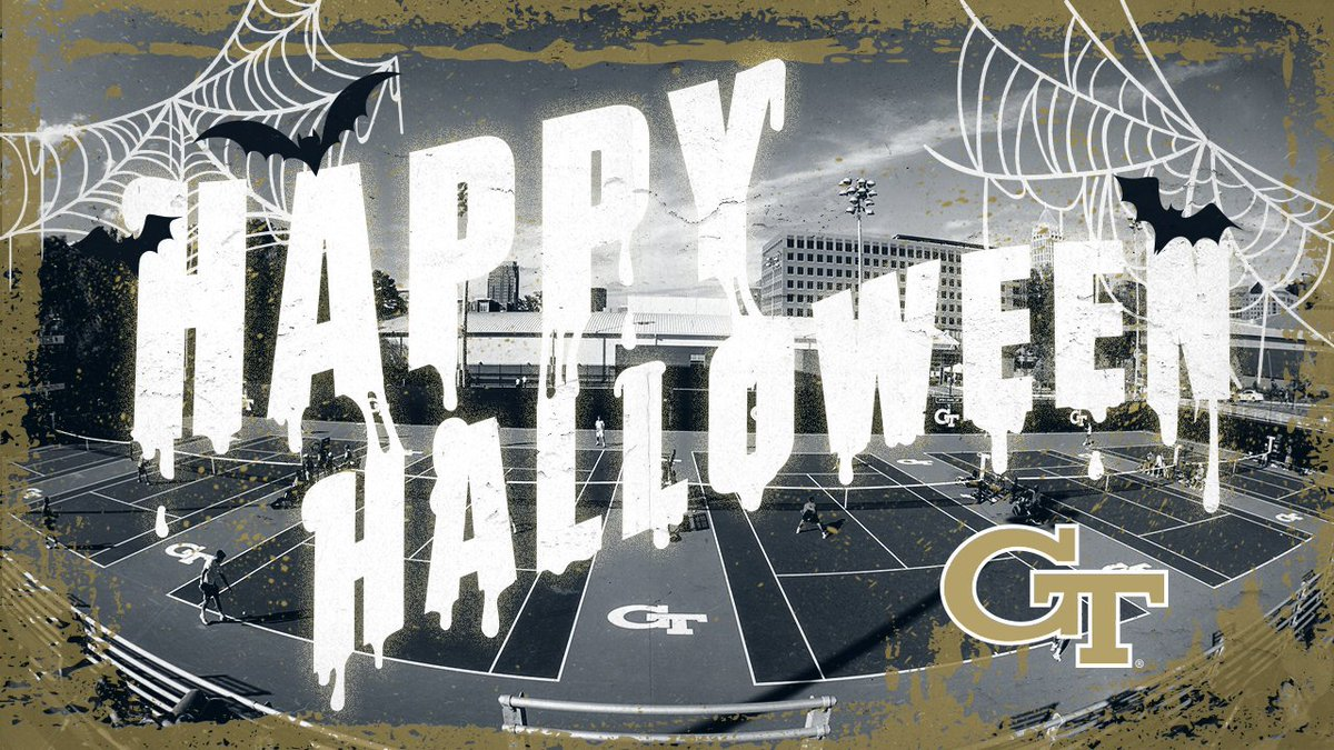 Already looking ahead to GHOUL match season!! 👻 #TogetherWeSwarm 🎃