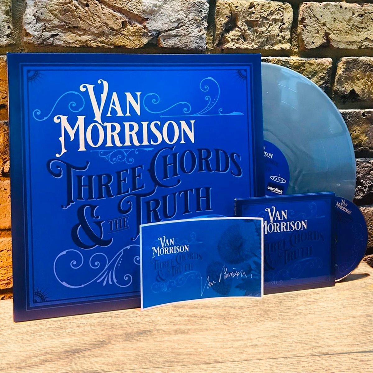"Van Morrison on Twitter ""Order your copy of Van Morrison's 'Three ..."