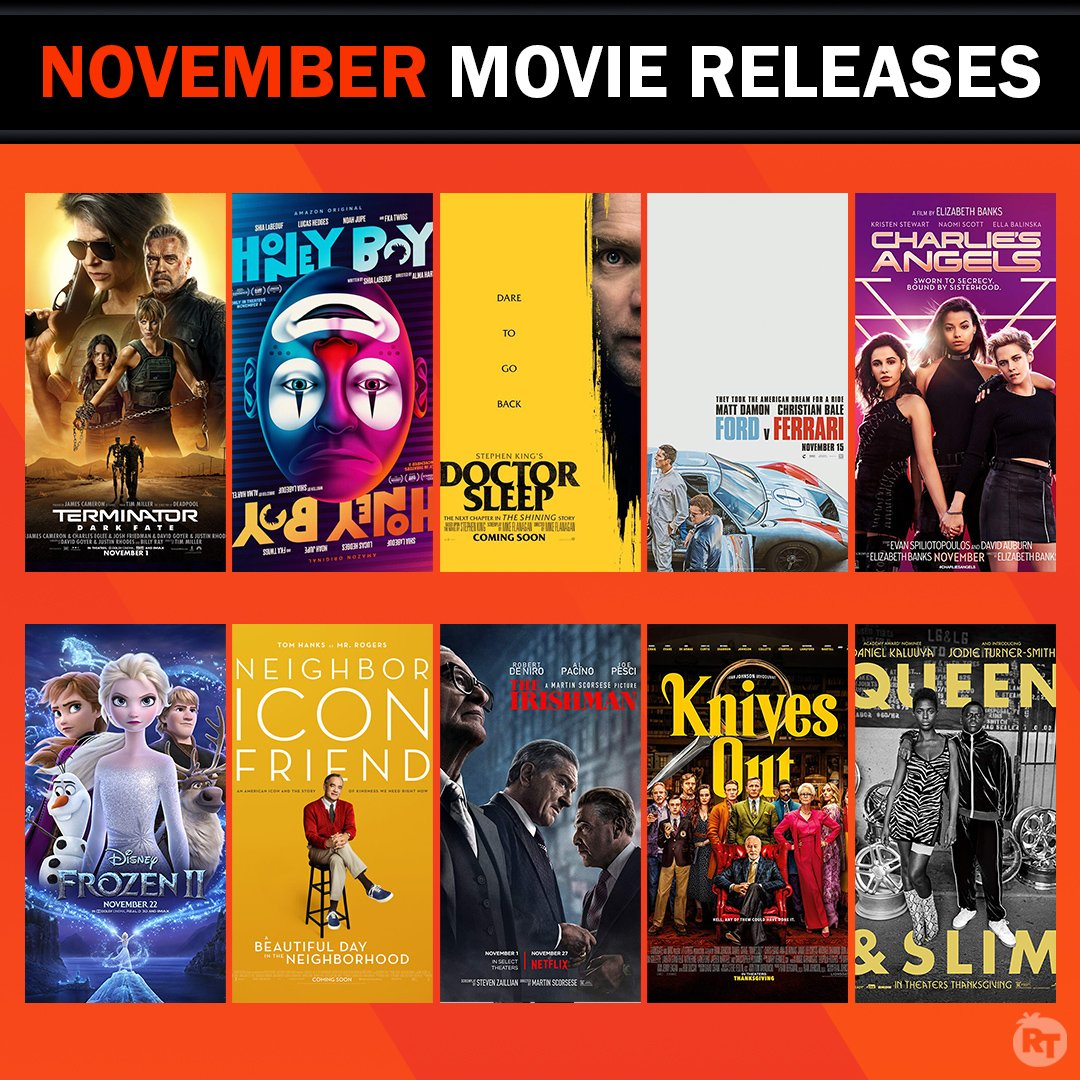 Rotten Tomatoes On Twitter What S Your Most Anticipated November Movie Release