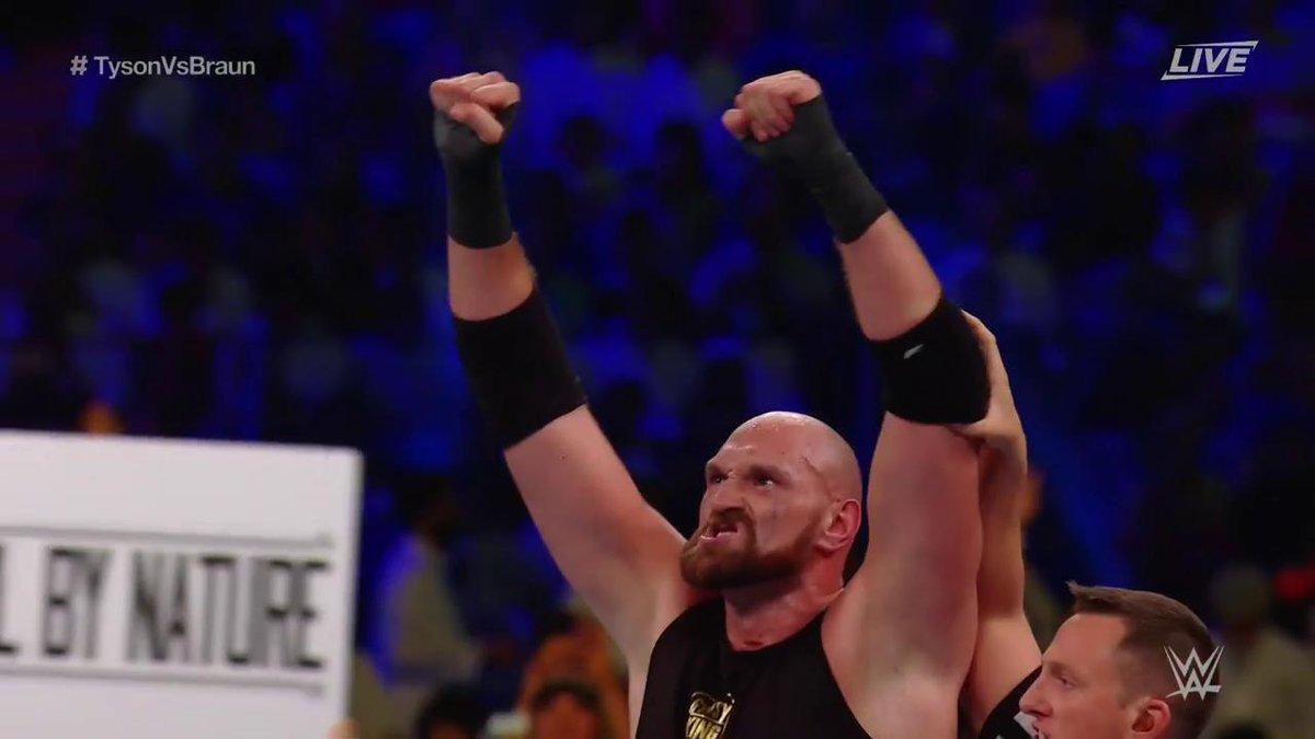 WWE hosts first-ever women's match in Saudi Arabia