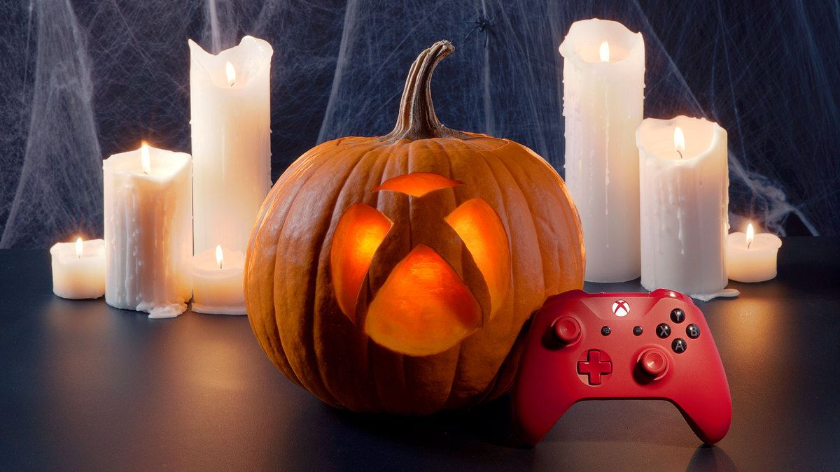 Who needs tricks when we've got games. What are you playing this #Halloween2019?