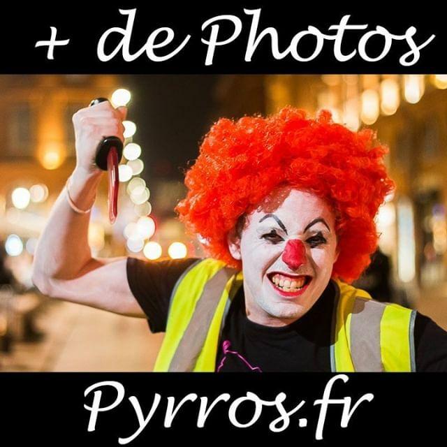 Il n'y a pas que lors des #ZombiesWalk à #Toulouse que l'on peut croiser un #zombie. Lors de la #randoween de @roulezrose on croise des zombies et bien d'autres monstres. La prochaine c'est vendredi 1er nombre et le départ des monstres à roller est prévu… https://ift.tt/334Pih4pic.twitter.com/TT2QjZa3bc
