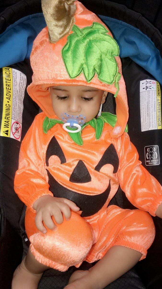 My lil pumpkinnn ❤️❤️