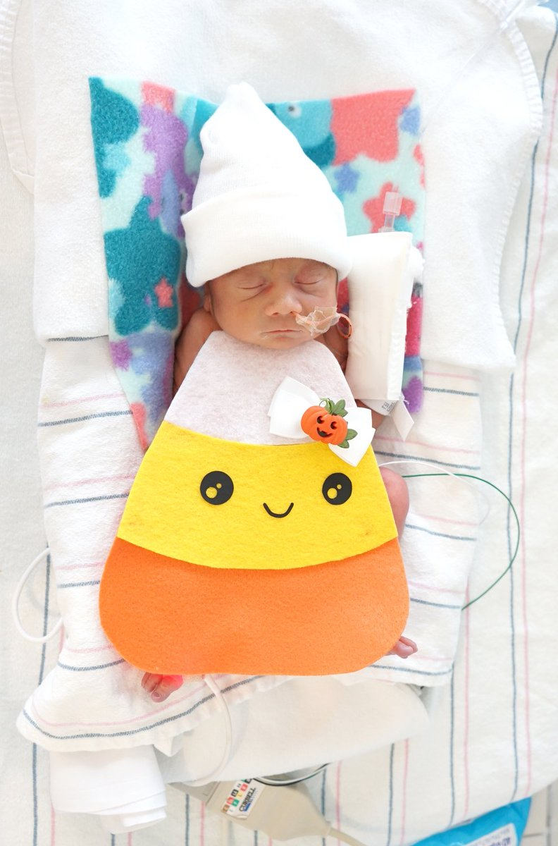 Our smallest (and cutest) patients want to wish you a safe and treat-filled #Halloween!