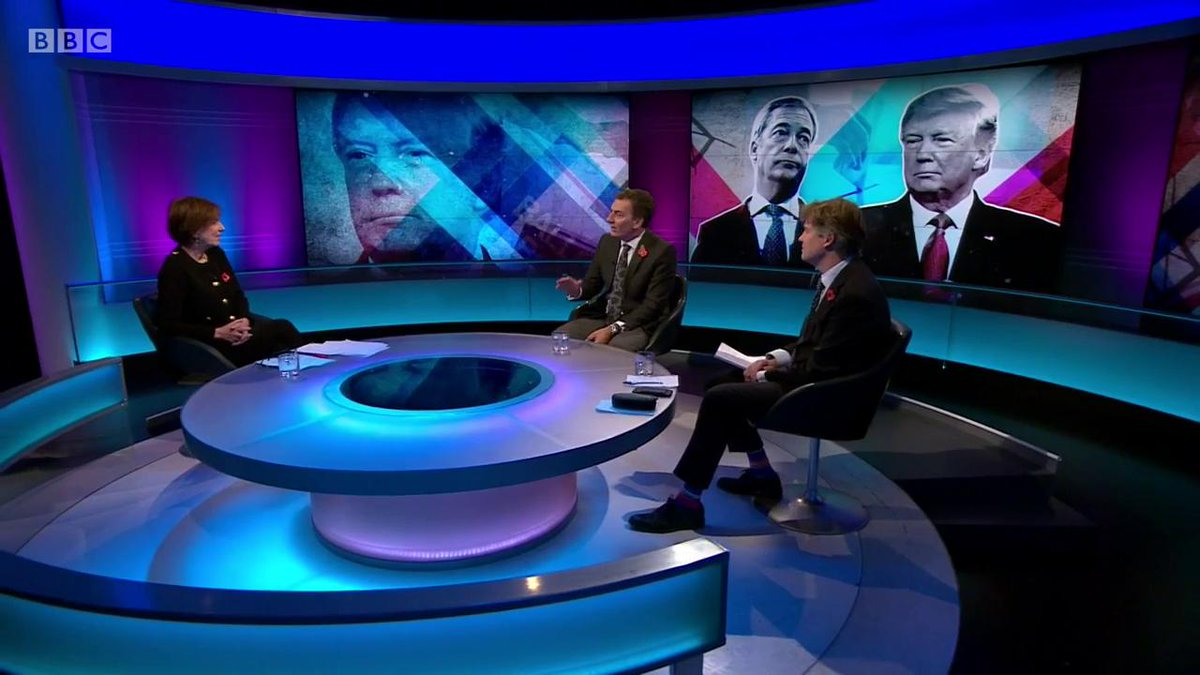 Diplomatic editor @MarkUrban01 says the Intelligence and Security Committee are accusing Downing Street of sitting on a report addressing claims of Russian interference in the 2016 EU referendum and the 2017 general election #Newsnight