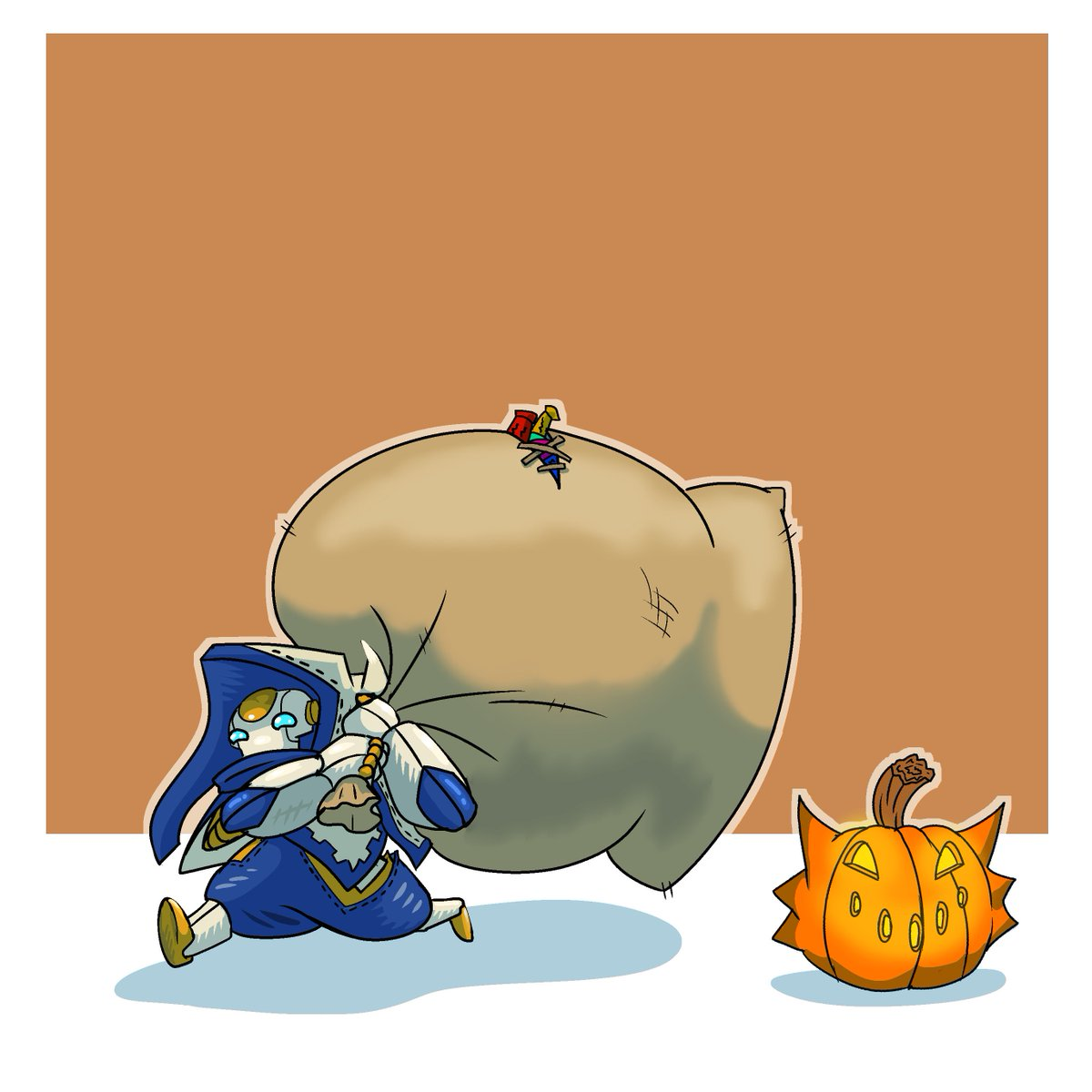 The Unexpectables On Twitter Happy Hoketh S Harrowing From All Of Us Here At The Unexpectables What Is Log Gonna Do With All That Candy Art By Theropod Art Https T Co G8rwws3hx3 Bio guidelines for fan art: the unexpectables on twitter happy