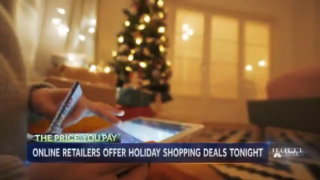 Here are the holiday shopping deals you can already score online. @jolingkent has the details.