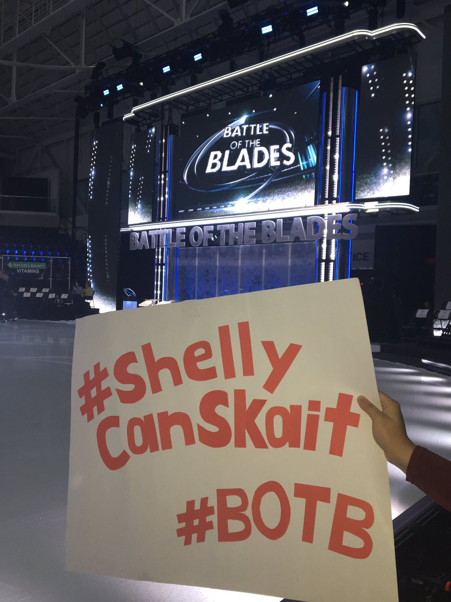 No matter what, @ShelKenn & @kaitlynonice are our champions! Let's do this one last time #ShellyCanSkait. @CBCbattle #BOTB