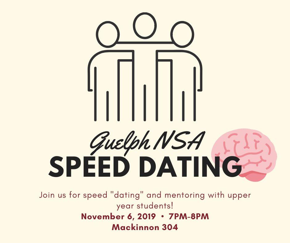 Guelph hastighet dating
