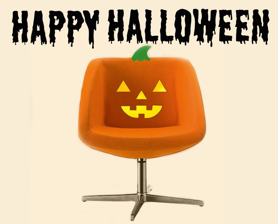 Did you dress up for Halloween? Our Join Me lounge went as the The Great Pumpkin this year.  https://t.co/ykP1eYUvOJ