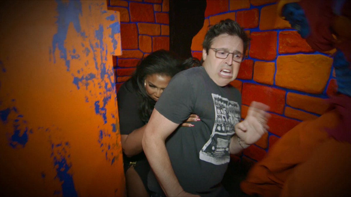 andy lassner haunted house 2020