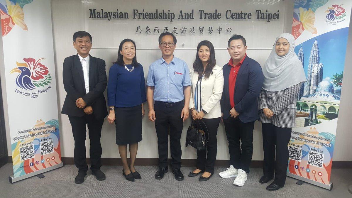 Malaysia Mftc Taipei On Twitter Received Courtesy Call By Putra Specialist Hospital Melaka On 31 October 2019 Malaysiamfa Officialmida