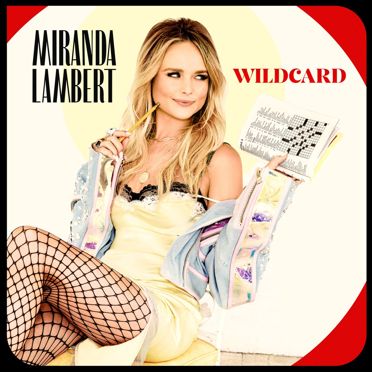 It's official. My 7th solo album #Wildcard is out now. #7 #countrymusic Listen here: http://smarturl.it/MLWildcard