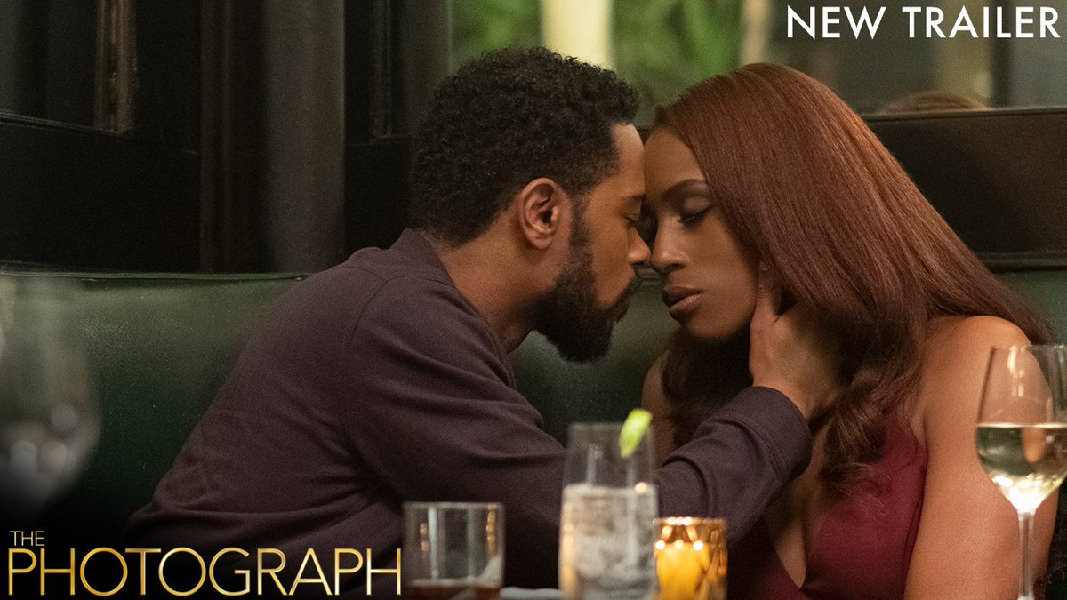 This Valentine's Day, Issa Rae and LaKeith Stanfield star in #ThePhotographMovie. Watch the trailer now.