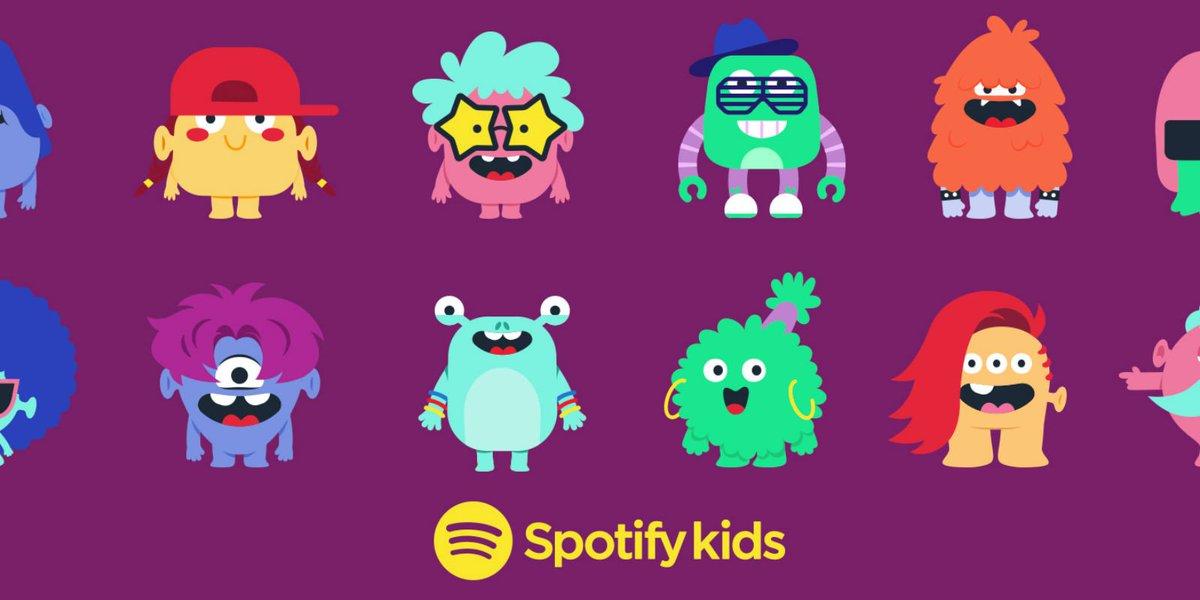 Spotify Segera Luncurkan Aplikasi Baru Khusus untuk Anak-anak - https://media.skyegrid.id/spotify-segera-luncurkan-aplikasi-baru-khusus-untuk-anak-anak/… #Spotify #SpotifyKids #StreamingMusik
