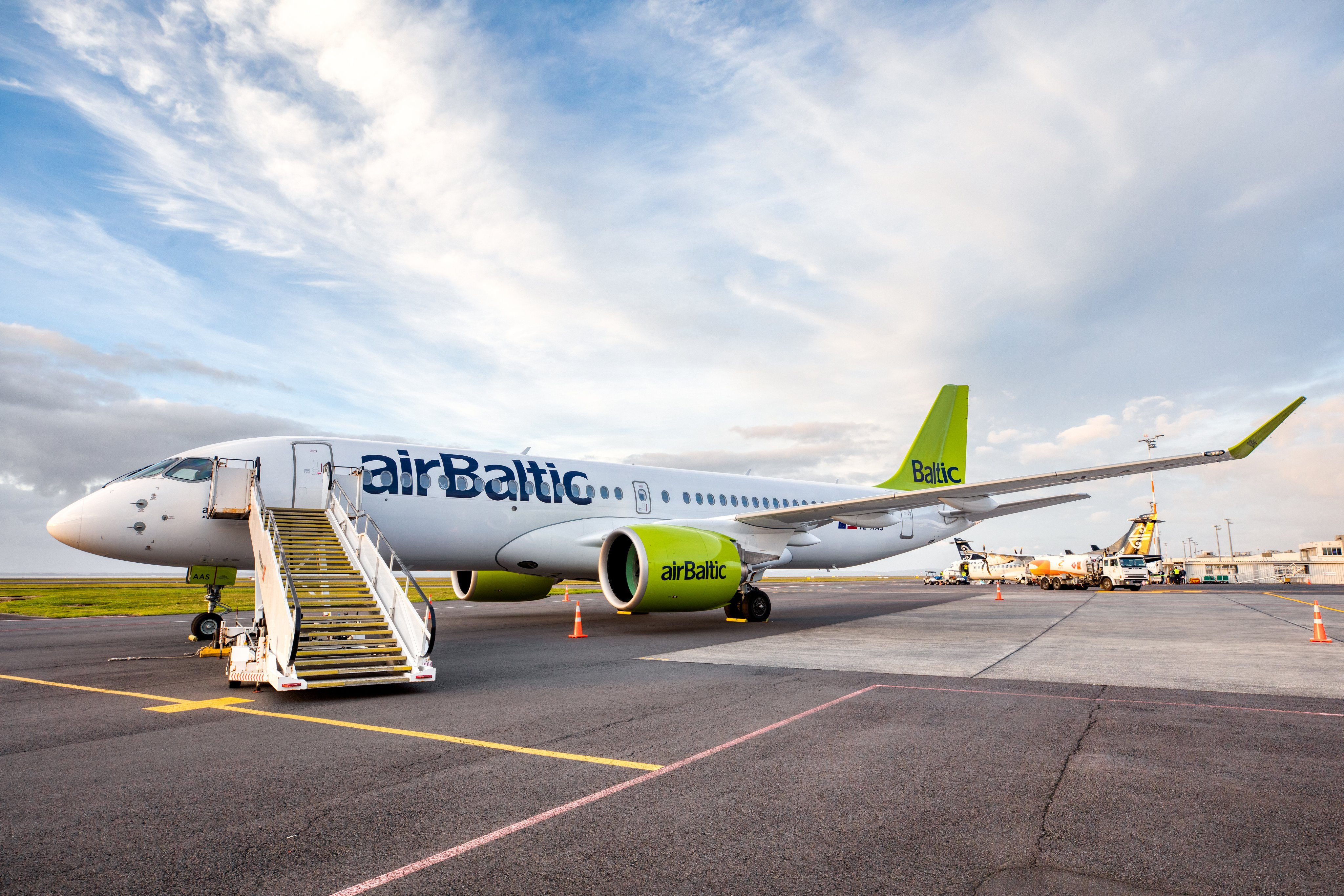 Photo by airBaltic