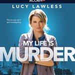 Image for the Tweet beginning: #MyLifeIsMurder Season 1 DVD &