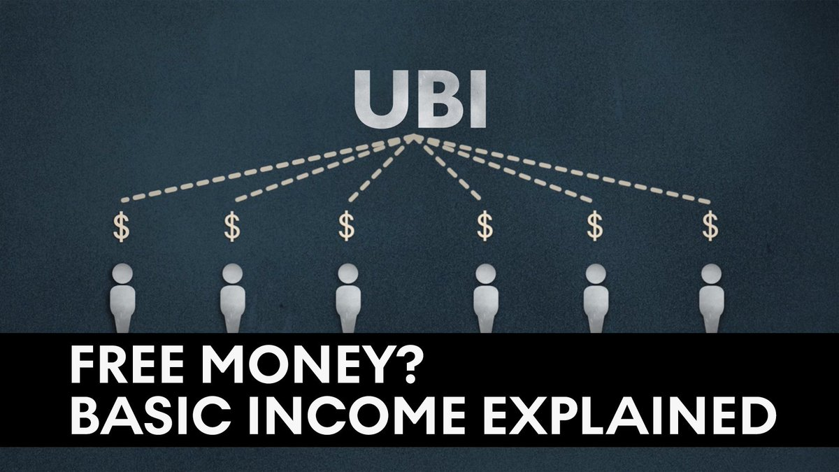 The coronavirus pandemic has led to a loss of business that could cost a lot of people their jobs.  Could a universal basic income help reduce some of that financial fallout? Here's what you need to know about UBI: https://t.co/wQUgWxvXmG