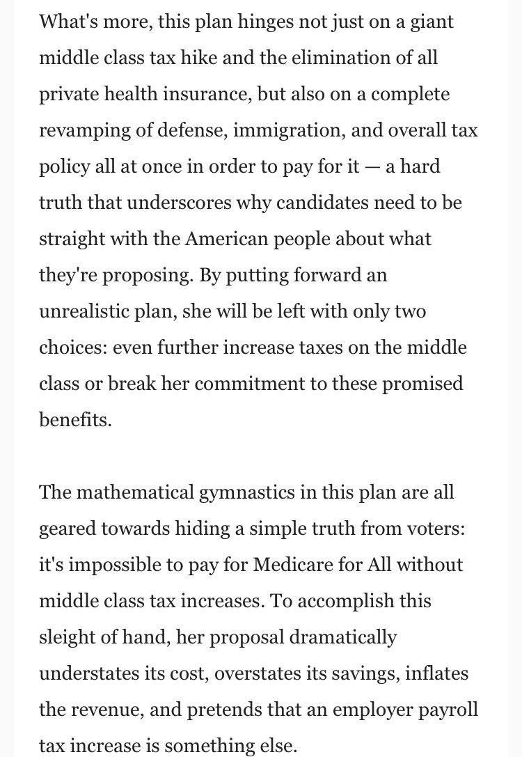 "The Biden campaign has pushed back hard on the plan. @KBeds calling it ""unrealistic"" and ""mathematical gymnastics"""