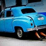 Image for the Tweet beginning: As protestas galegas na Habana.
