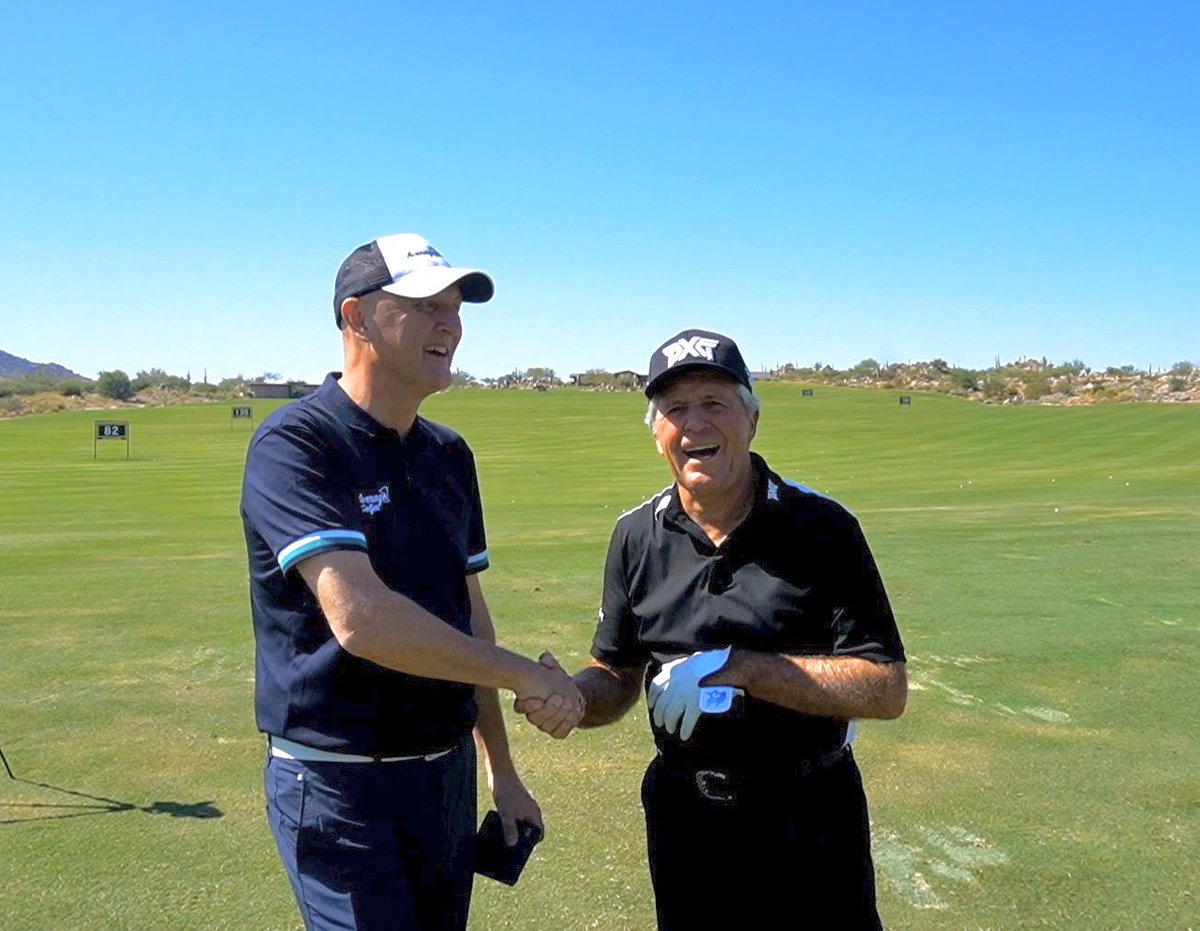 Have I told you about the time me and @garyplayer .........