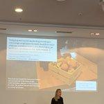 Image for the Tweet beginning: Interesting talk! @efad_org #EFAD2019 #EFADConference2019