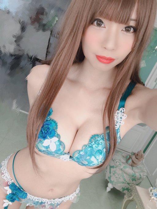 コスプレイヤー高村しおんのTwitter自撮りエロ画像53