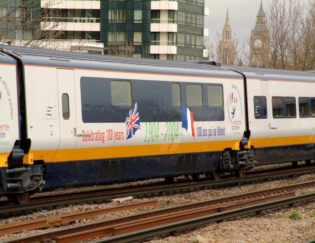 EISfwvDXUAEGIxj - Special livery Eurostars