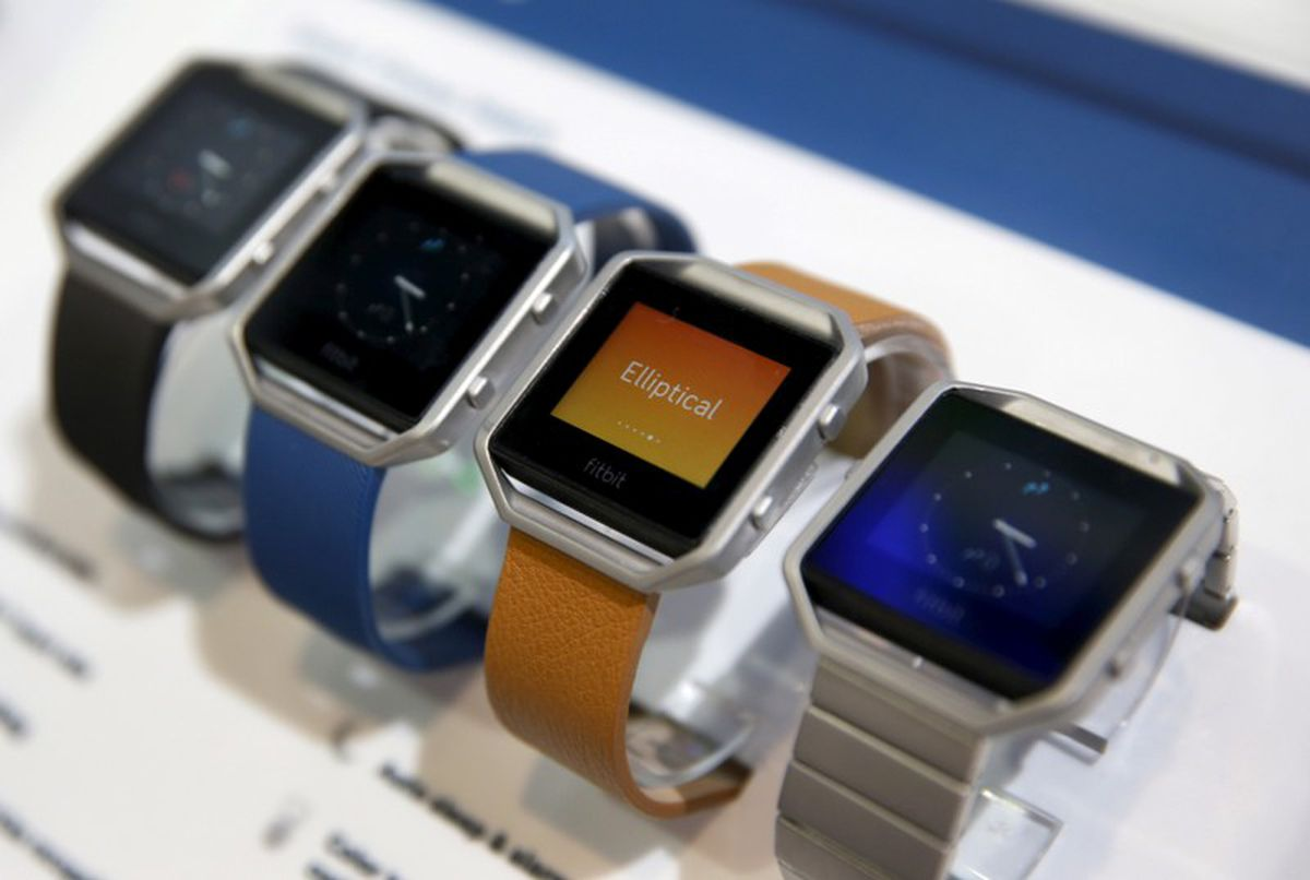 Google enters wearable device market with $2.1-billion deal for Fitbit