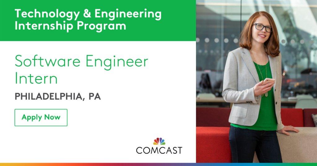 Comcast Internships Summer 2020.Comcast Careers Comcastcareers Twitter