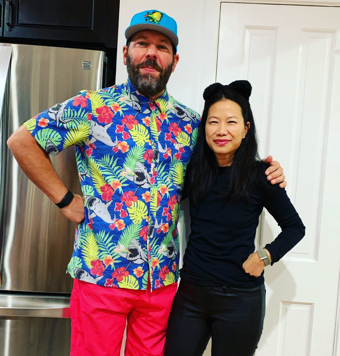 Bert Kreischer On Twitter I Got To Be Honest With You Leeann S Costume Was Amazing This Halloween Find the perfect bert kreischer stock photos and editorial news pictures from getty images. bert kreischer on twitter i got to be