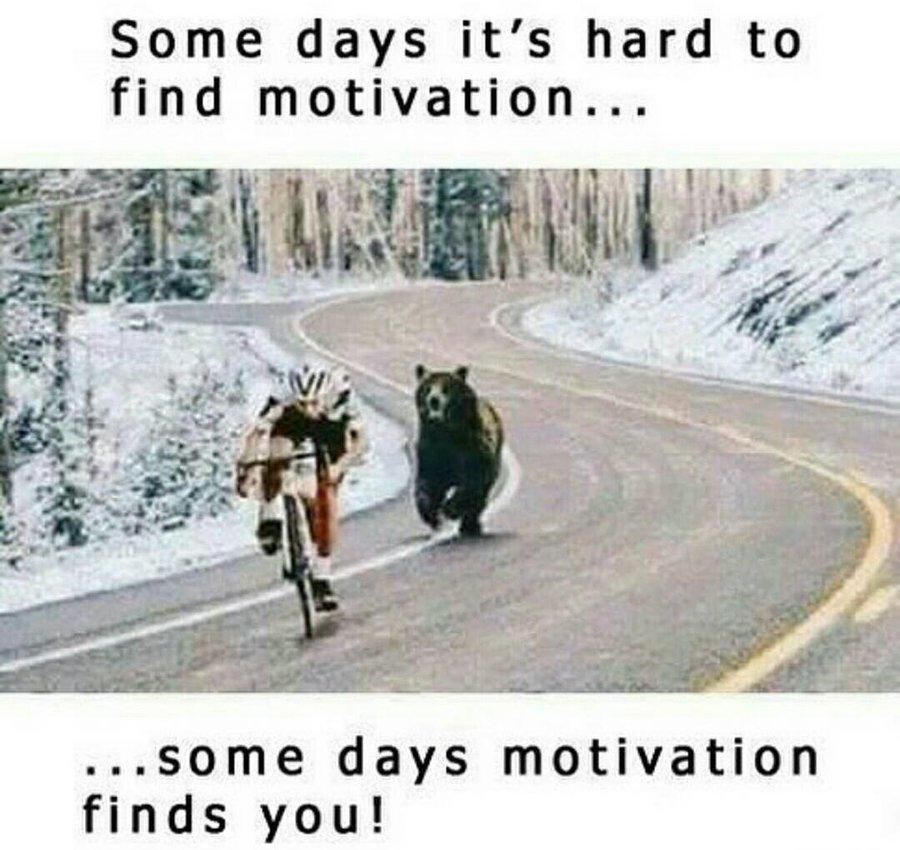 Motivation to go to #weekend ! 😉 Have nice #WE to all ! #FF #FridayMotivation #FridayThoughts #Motivation @alvinfoo @helene_wpli @HaroldSinnott @sallyeaves @guzmand @Paula_Piccard @digitalcloudgal @cybersecboardrm @robmay70 @RosyCoaching @ipfconline1 @AkwyZ @enricomolinari