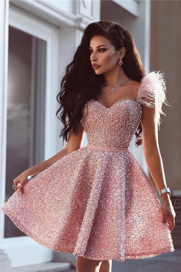 Nos fascino el diseño de este vestido, perfecto para bailar. ❤️ Expo 15 Palacio de los Deportes este 16 y 17 de febrero. 😍😮😎 #vestidosde15 #vestidosde15años2019 #Moda #modamujer