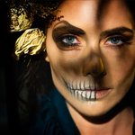 Image for the Tweet beginning: Dia De Los Muertos. I love