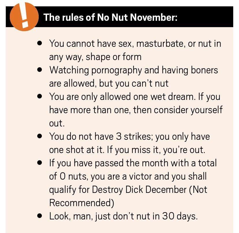 no nut november gutschein