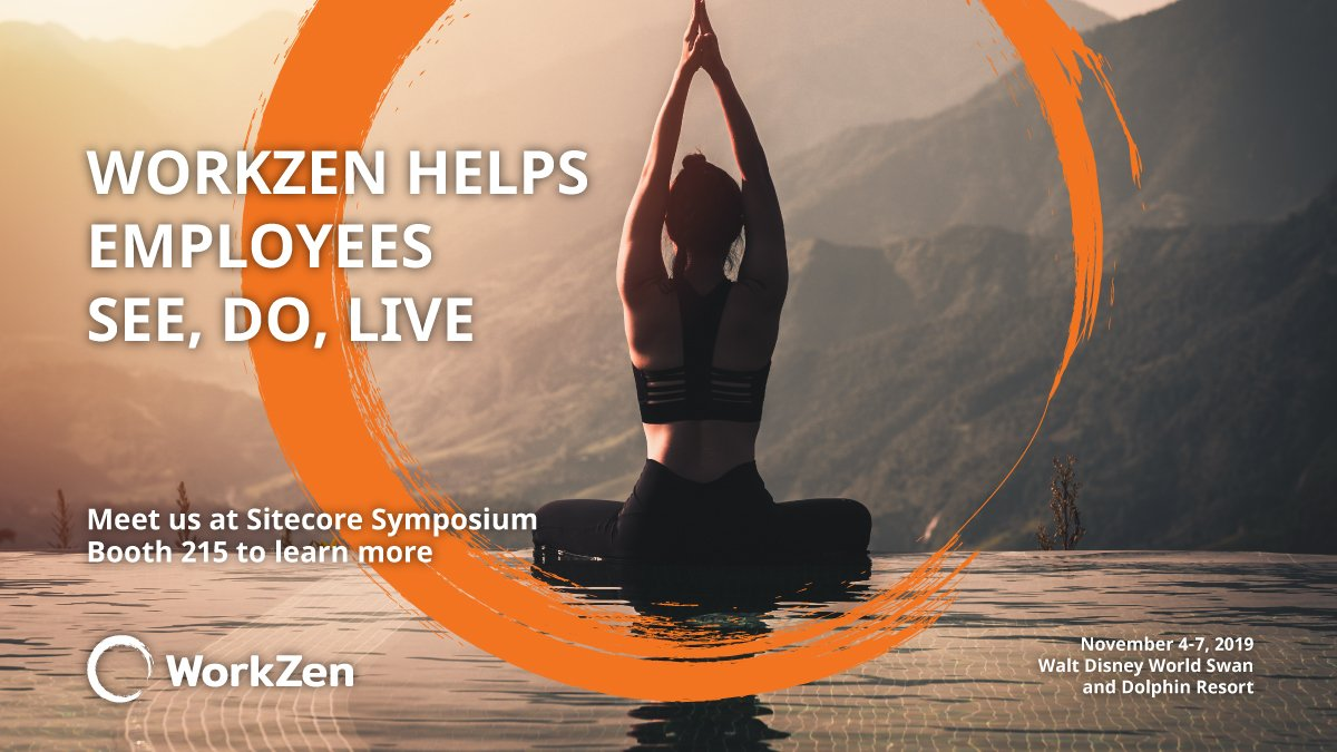 WorkZen by @ITWorxHQ consumerizes employee experience by driving engagement with personalized content, integrating important actions from internal systems, and prioritizing tasks in Zenbox. Visit @ITWorxHQ booth 215 at #SitecoreSYM or https://t.co/oRnMp9E6p9 to learn more https://t.co/5MLh1sGqEK